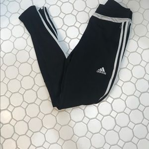 Adidas workout joggers